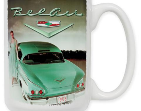 58 Chevy Bel Air Coffee Mug