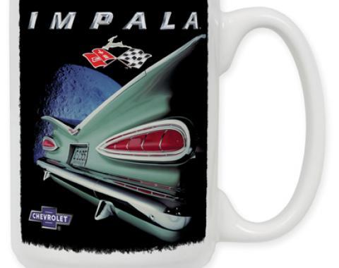 59 Chevy Impala Coffee Mug