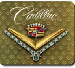 Cadillac Bejeweled Mouse Pad