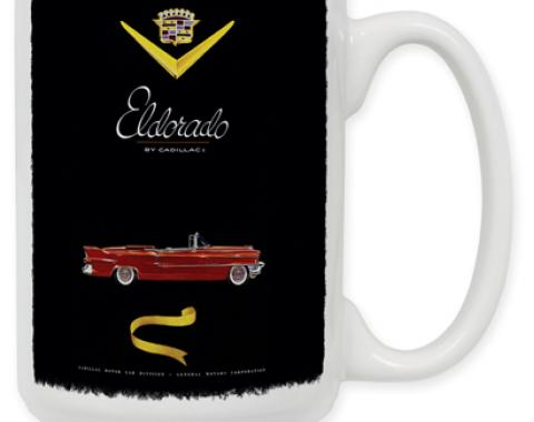 Cadillac Eldorado Coffee Mug