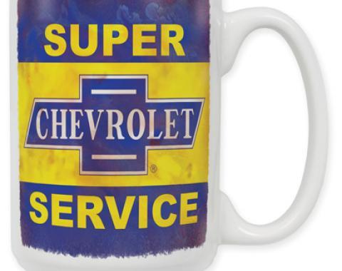 Chevrolet Service Coffee Mug
