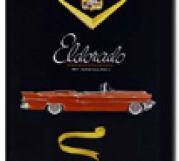 Cadillac Eldorado Mouse Pad