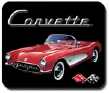 """Corvette """"Red"""" Mouse Pad"""