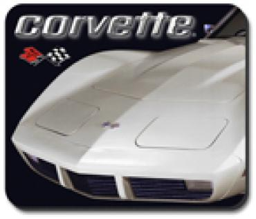 Corvette 1973 Stingray Mouse Pad