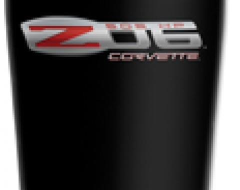 Corvette Mugzie® brand Travel Mug - Corvette Z06 Logo