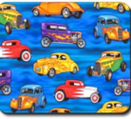 Hot Rods Mouse Pad