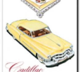 Yellow Caddy Mouse Pad