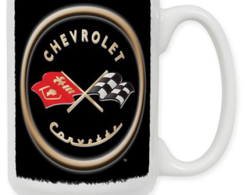 Black Logo Coffee Mug