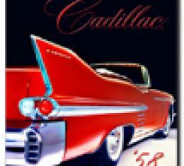 58 Cadillac Mouse Pad