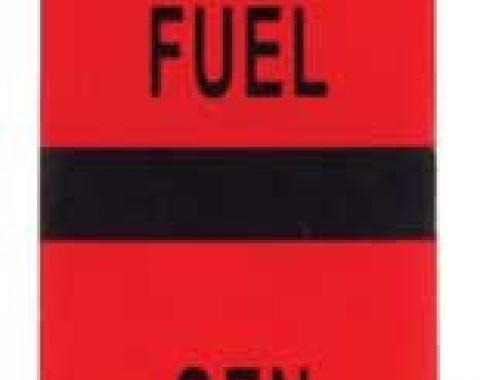 Corvette Low Fuel/Generator Instrument Lens, 1977-1979