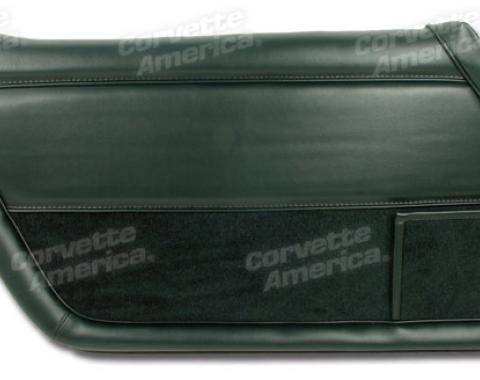 Corvette America 1978-1982 Chevrolet Corvette Leather Door Panel LH