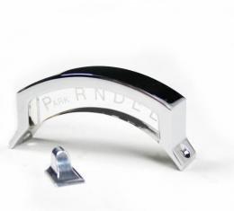ididit Indicator with Aluminum Housing 4 Speed Polished 2600250040