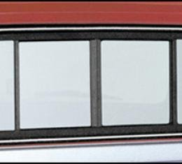 Chevy or GMC Truck Sliding Rear Window, Clear, 1973-1987
