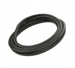 Precision Quarter Window Weatherstrip Seal, With Trim Groove for Lockstrip, Left or Right Hand WCR DQ5121