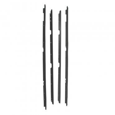 Precision Beltline Molding Kit, Left and Right Hand, 4 Piece Kit WFK 1410 82 A