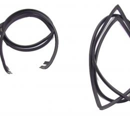 Precision Door Weatherstrip Seal Kit, Left and Right Hand, 2 Piece Kit DWP 3130 64