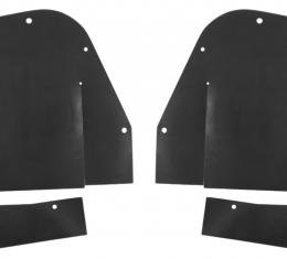 Cutlass & Skylark Control Arm Dust Shields, 1964-1965