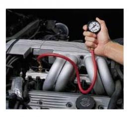 Corvette Fuel Pressure Gauge, Hypertech, 1985-1998