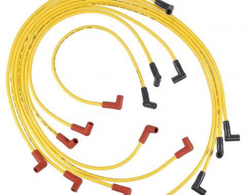 Accel 1974-1982 Chevrolet Corvette Custom Fit Super Stock Spark Plug Wire Set 4050
