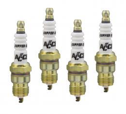 Accel U-Groove Spark Plug Header Plug 0276S-4