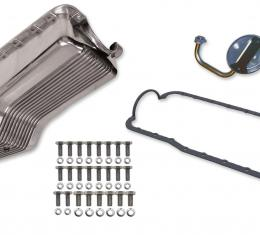 Weiand Engine Oil Pan Kit 6524FWND