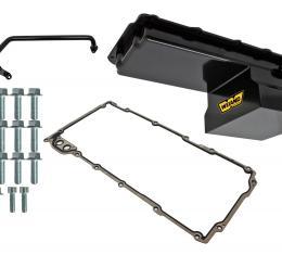 Weiand Drag Racing Oil Pan Kit 5028WND