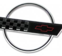 Corvette Emblem, Gas Lid (40th Anniversary/Pace Car/Grand Sport), 1993-1996