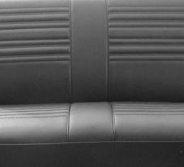 PUI Straight Bench Front Seat Covers 67ASB