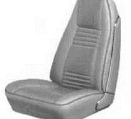 PUI 1978-1981 Pontiac Firebird Deluxe Bucket Front Seat Covers 78HSU