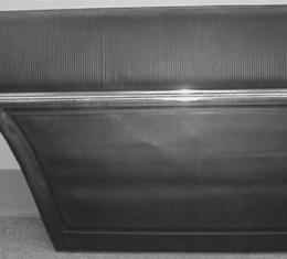 PUI 1965 Chevrolet Chevy II Rear Door Panels, 4 Door Sedan/Wagon 65XD4DR