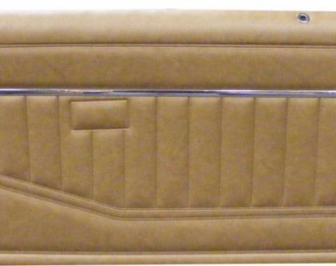 PUI 1978-1981 Chevrolet Camaro | Firebird Preassembled Front Door Panels 78CSFDP