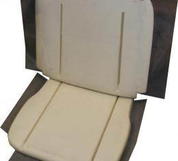 PUI Bucket Seat Foam BUN65BU | 1962-1965 Chevrolet Chevy Ii / Nova