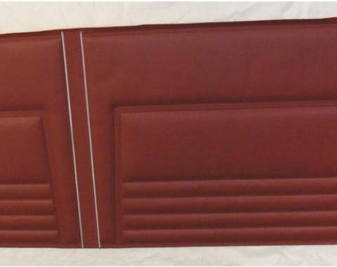 PUI 1967 Chevrolet Chevy II Front Door Panels 67NXD