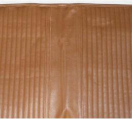 PUI 1964 Chevrolet Chevelle Straight Bench Front Seat Covers, 4 Door 64AS4DB