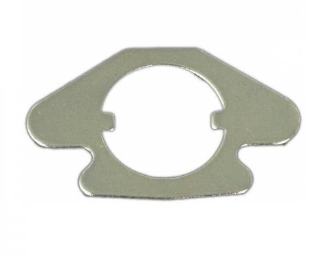 Corvette Parking Brake Shoe Hold Down Plate, 1965-1982
