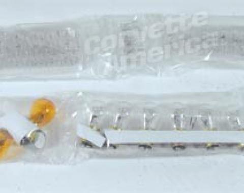 Corvette Light Bulb Kit, 81 Piece, 1980-1982