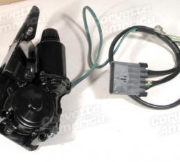 Corvette Headlight Motor, Right, 1991-1996