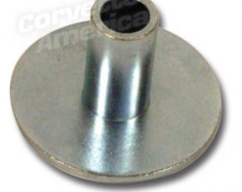Corvette Side Exhaust Pipe Rear Cushion Retainer, 1965-1967