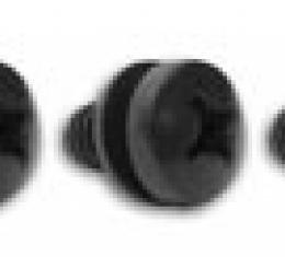 Glove Box Hinge & Support Screws, 7 Piece Set, 1963-1967