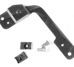 Corvette Fuse Block Mounting Plate, with Rivets, 1963-1967