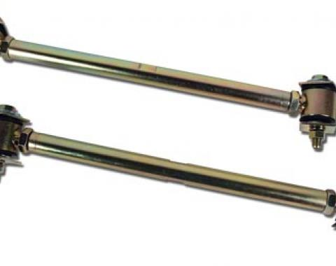 Corvette Strut Rods, Adjustable Polyurethane, 1984-1996