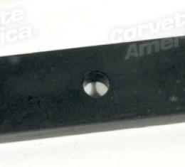 Corvette Hood Release Nut Plate, with Air Conditioning, 1963-1966