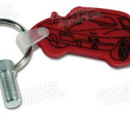 Corvette Hood Support Pin, 1953-1971