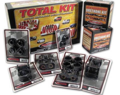Corvette Total Suspension Kit, Polyurethane, 1984-1996
