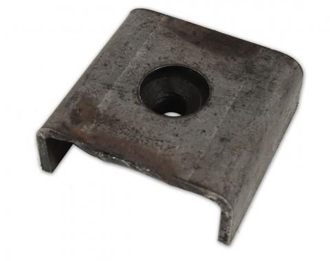 Corvette Body Mount, #2 or #3 on Frame with Nut, 1968-1974