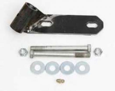 Chevy Rack & Pinion Steering Shaft Support Bracket Kit, 1955-1957
