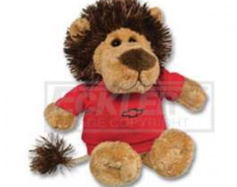 Chevy Themed Plush Stuffed Lion