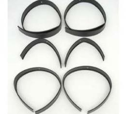 Chevy Spring Liner Set, 4-Leaf, 1955-1957