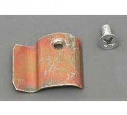 Chevy Bel Air Lower Beltline Molding End Retaining Clip, 1955-1957