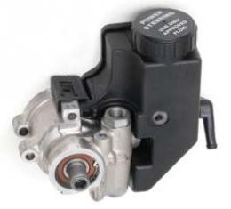 Chevy Power Steering Pump, Type II, With Plastic Reservoir,1955-1957